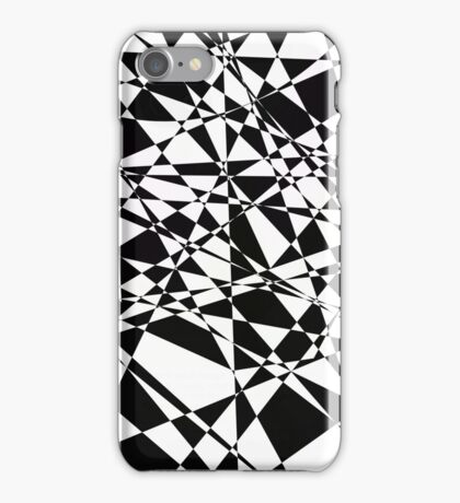 breaking glass iPhone Case/Skin