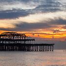 west pier with a murmur by James Calvey