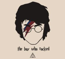 The boy who rocked// deathly hallows 2 by SallySparrowFTW
