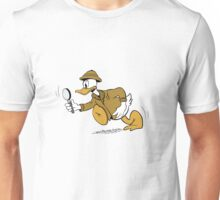 Donald in Mathmagic Land. Unisex T-Shirt