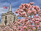 St Lawrence Church - Chobham by Colin J Williams Photography