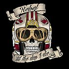 Rebel for Life by RebelArts