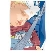 Happy Sleeping Child Poster