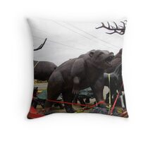 Sculpture Collection Throw Pillow