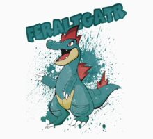 POKEMON: Feraligatr Baby Tee