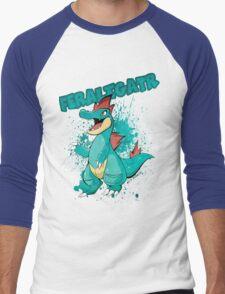 POKEMON: Feraligatr Men's Baseball ¾ T-Shirt