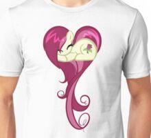 Roseluck Heart Unisex T-Shirt