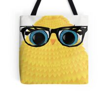 Nerd Chick Tote Bag