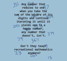 Recreational Mathematics by Xeno01