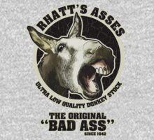 """Rhatt's Asses The Original """"Bad Ass"""" by Zero Dean"""