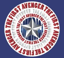 The First Avenger by MareveDesign