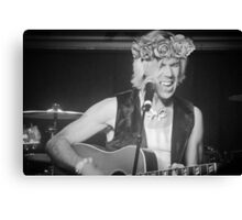 Josh Ramsay Flower Crown Canvas Print