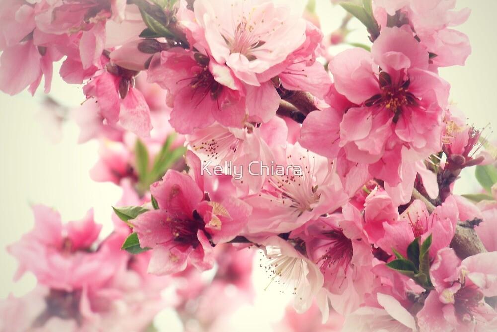Sighing In Pink by Kelly Chiara