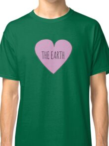 EARTH LOVE Classic T-Shirt