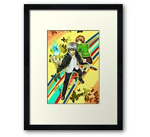 Persona 4 Framed Print