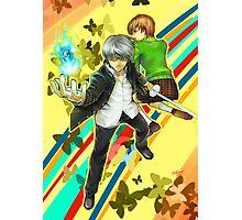 Persona 4 Photographic Print