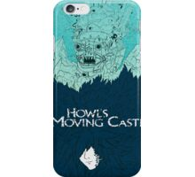 Howls Moving Castle iPhone Case/Skin