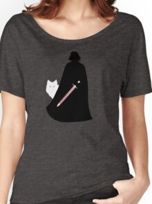 Darth Snow Women's Relaxed Fit T-Shirt