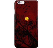 Red Sky - 031 iPhone Case/Skin