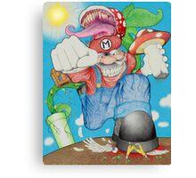 MARIO!!! Canvas Print