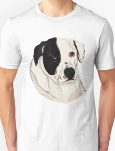 Bandit Pitbull Cross Rescue T-Shirt