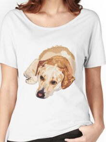 Boomer Pitbull Rescue Women's Relaxed Fit T-Shirt