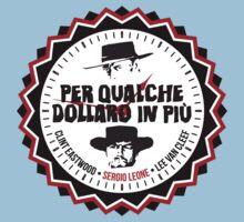 Per Qualche Dollaro In Più (For A Few Dollars More) Baby Tee