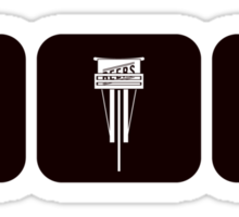 Velodrome City Icon Series V2 no.1a Sticker