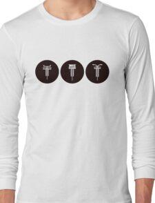 Velodrome City Icon Series V2 no.2a Long Sleeve T-Shirt