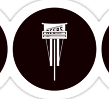Velodrome City Icon Series V2 no.2a Sticker
