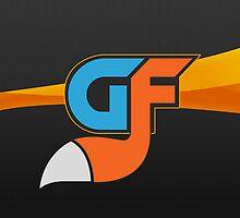 GF Logo Streak by GamingFurever