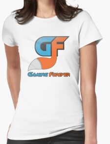 Gaming Furever Logo Womens Fitted T-Shirt