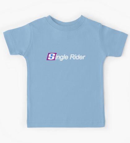 Single Rider Life Kids Tee