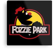 Fozzie Park Metal Print