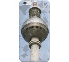 Fernsehturm Berlin iPhone Case/Skin