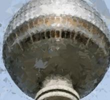 Fernsehturm Berlin Sticker