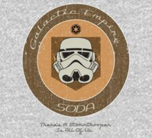 Galactic Empire Soda (Double Tap) by Designsbytopher
