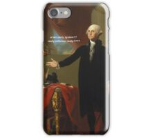 really jefferson really??? iPhone Case/Skin