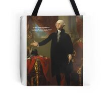 really jefferson really??? Tote Bag