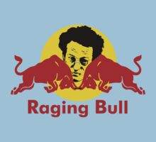 Raging bull  by kingUgo