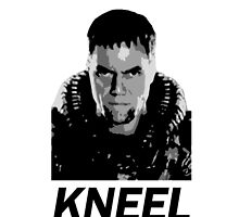 General Zod KNEEL by nateberesford