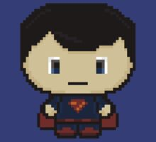 Chibit Supes by GeekHQ