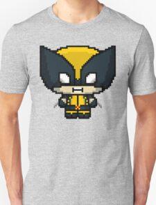 Chibit Wolvie (Yellow) T-Shirt