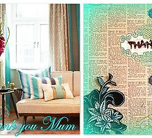 thank you mum... by ©The Creative  Minds