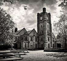 Old Arts Clocktower by Benjamin Watson Photography