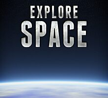 Explore Space by Phil Perkins