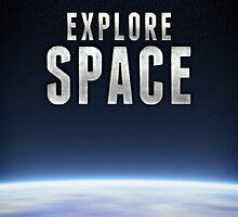 Explore Space by perkinsdesigns