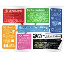 Revision Skills Poster