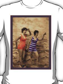 Swimming Fashion T-Shirt