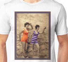 Swimming Fashion Unisex T-Shirt